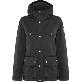 Fjällräven Greenland Winter Jacket Damen black